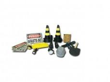 Kit Básico para Transportes de Cargas  Perigosa